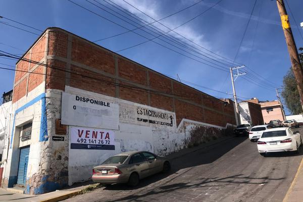 Foto de terreno comercial en venta en lopez portillo , zacatecas centro, zacatecas, zacatecas, 12765022 No. 12