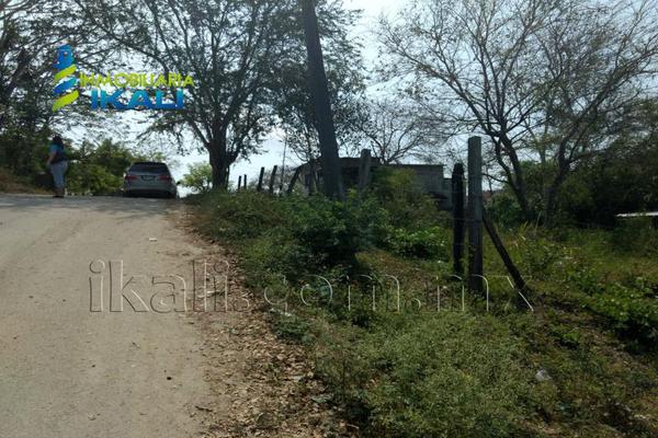 Foto de terreno habitacional en venta en lorenzo anzua sn , emiliano zapata, tuxpan, veracruz de ignacio de la llave, 7143121 No. 01