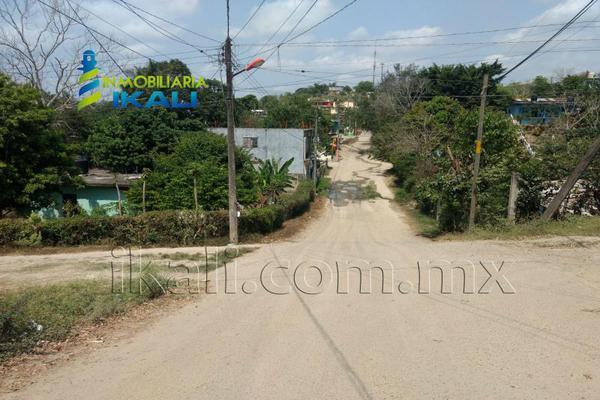 Foto de terreno habitacional en venta en lorenzo anzua sn , emiliano zapata, tuxpan, veracruz de ignacio de la llave, 7143121 No. 02