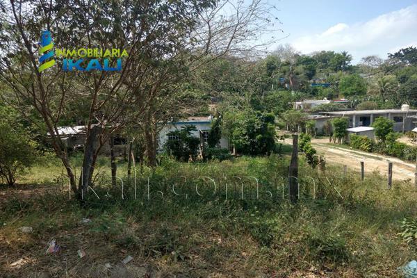 Foto de terreno habitacional en venta en lorenzo anzua sn , emiliano zapata, tuxpan, veracruz de ignacio de la llave, 7143121 No. 03