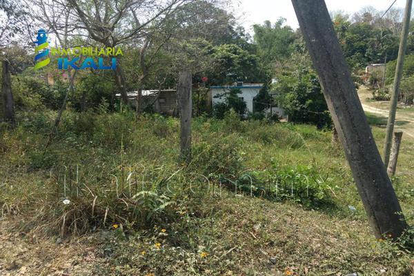 Foto de terreno habitacional en venta en lorenzo anzua sn , emiliano zapata, tuxpan, veracruz de ignacio de la llave, 7143121 No. 04