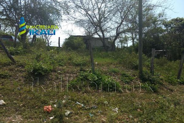 Foto de terreno habitacional en venta en lorenzo anzua sn , emiliano zapata, tuxpan, veracruz de ignacio de la llave, 7143121 No. 06
