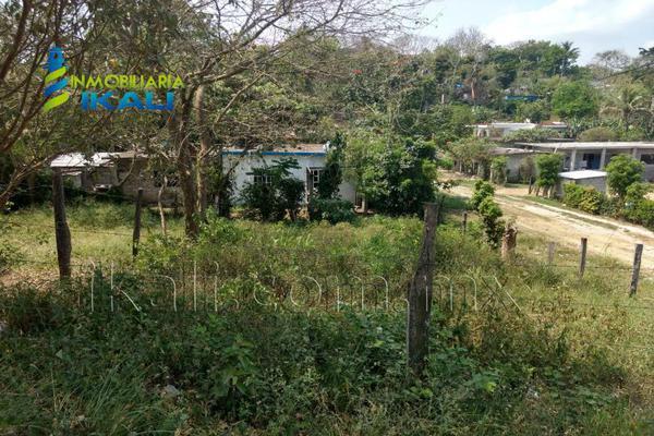 Foto de terreno habitacional en venta en lorenzo anzua sn , emiliano zapata, tuxpan, veracruz de ignacio de la llave, 7143121 No. 07