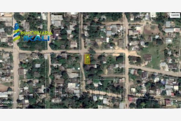 Foto de terreno habitacional en venta en lorenzo anzua sn , emiliano zapata, tuxpan, veracruz de ignacio de la llave, 7143121 No. 09