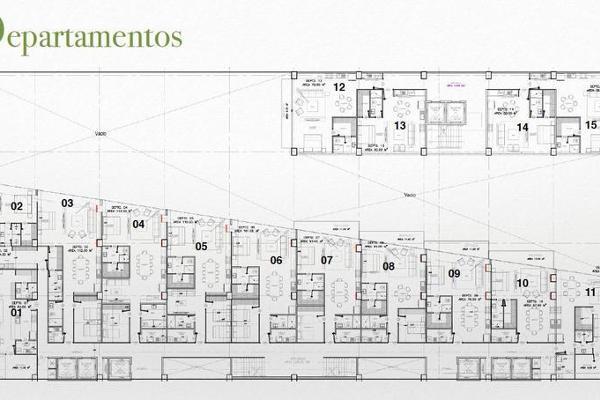 Foto de departamento en venta en  , loreto, álvaro obregón, df / cdmx, 12260932 No. 07