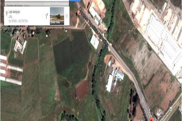 Foto de terreno habitacional en venta en  , los adobes, tepatitlán de morelos, jalisco, 3056193 No. 01