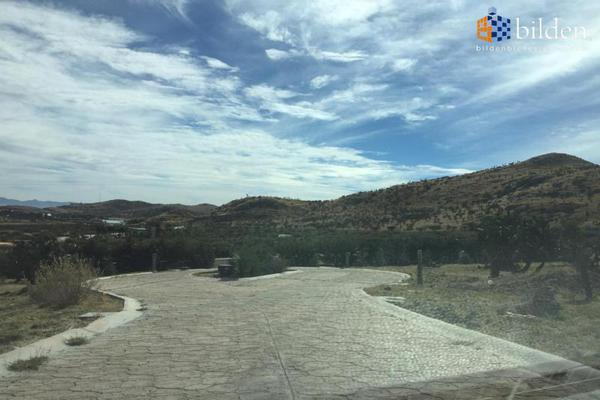 Foto de terreno habitacional en venta en  , fraccionamiento campestre las granjas uno, durango, durango, 6205528 No. 04