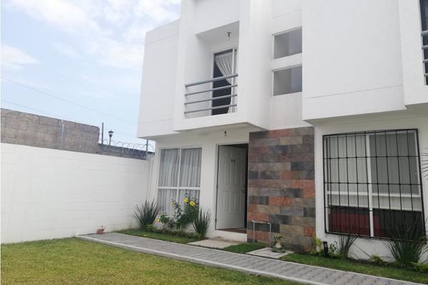 Foto de casa en venta en  , los agaves, emiliano zapata, morelos, 9206134 No. 01