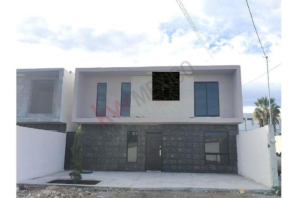 Foto de casa en venta en los almendros 605, capellanía, ramos arizpe, coahuila de zaragoza, 11438833 No. 01