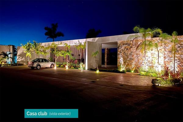 Foto de casa en venta en los alrededores de cholul , cholul, mérida, yucatán, 0 No. 10