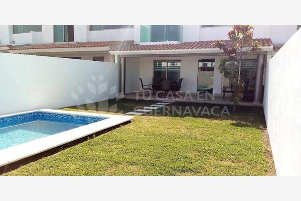 Foto de casa en venta en los amates 2, lomas de chapultepec, jiutepec, morelos, 6334395 No. 01