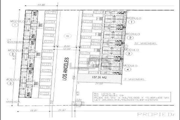 Foto de terreno habitacional en venta en los angeles , jardines de la libertad, san luis potosí, san luis potosí, 17591558 No. 02