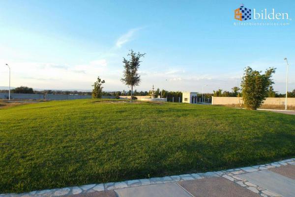 Foto de terreno habitacional en venta en  , los ángeles villas, durango, durango, 9724293 No. 08