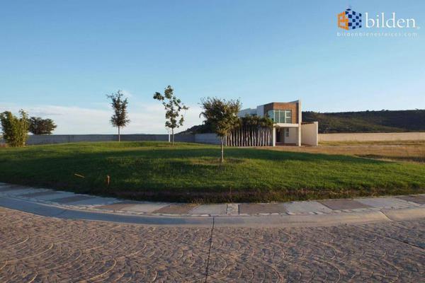 Foto de terreno habitacional en venta en  , los ángeles villas, durango, durango, 9724293 No. 09