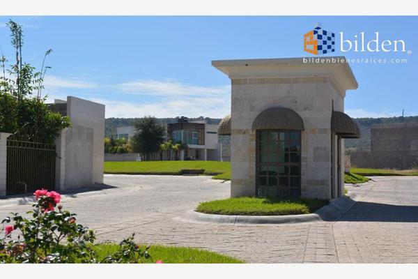 Foto de terreno habitacional en venta en  , los ángeles villas, durango, durango, 9724293 No. 10