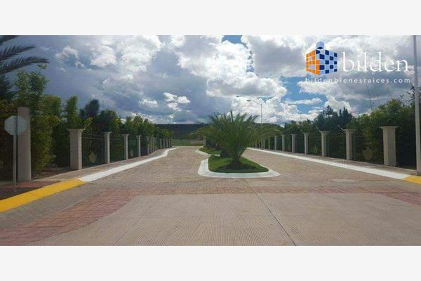 Foto de terreno habitacional en venta en  , los ángeles villas, durango, durango, 9724293 No. 21