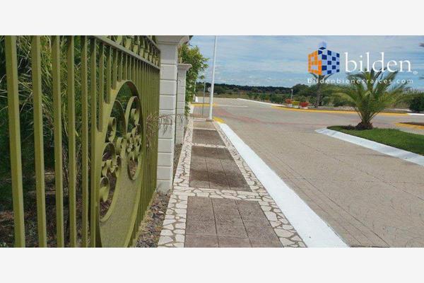 Foto de terreno habitacional en venta en  , los ángeles villas, durango, durango, 9724293 No. 27