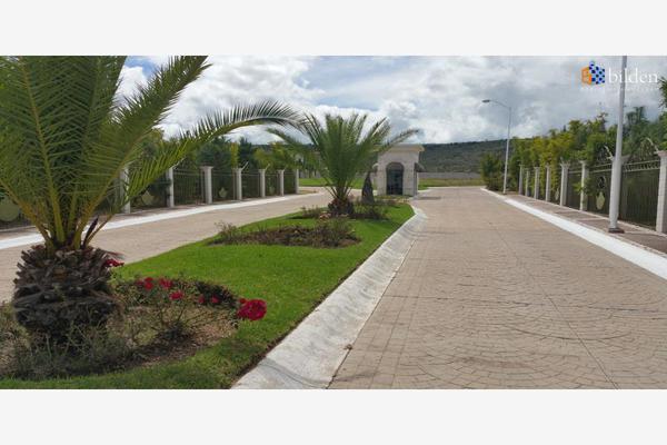 Foto de terreno habitacional en venta en  , los ángeles villas, durango, durango, 9724293 No. 29