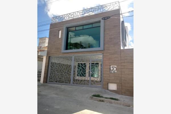 Foto de casa en venta en  , los arcos, puebla, puebla, 8862111 No. 01