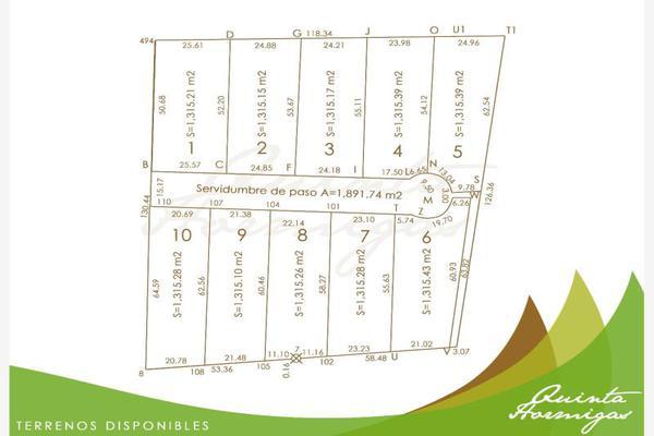 Foto de terreno habitacional en venta en  , los arenales (ejido), torreón, coahuila de zaragoza, 12278049 No. 02