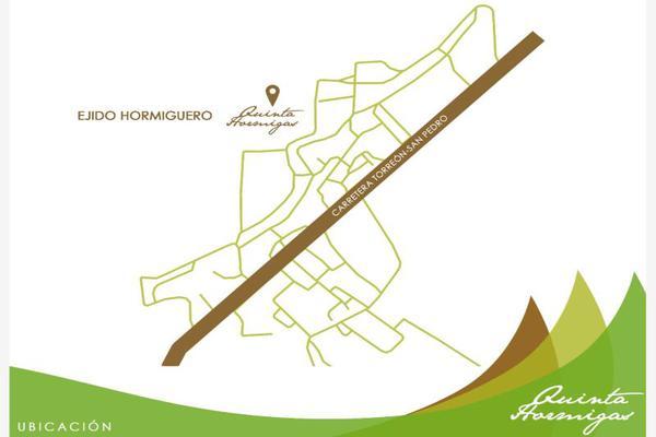 Foto de terreno habitacional en venta en  , los arenales (ejido), torreón, coahuila de zaragoza, 12278049 No. 03