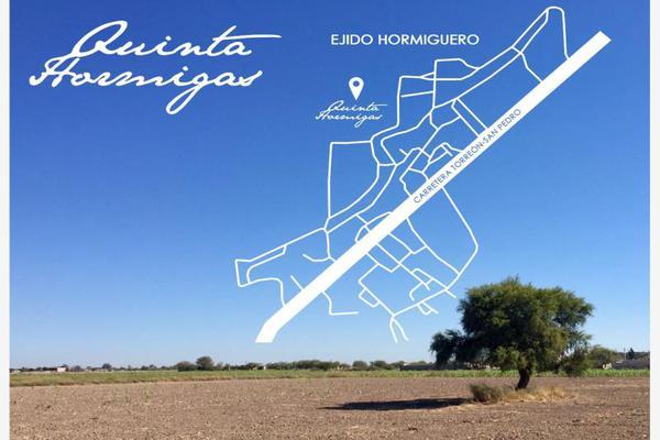 Foto de terreno habitacional en venta en  , los arenales (ejido), torreón, coahuila de zaragoza, 12278049 No. 05