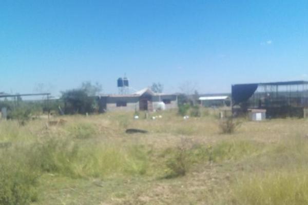 Foto de terreno habitacional en venta en  , los arquitos, jesús maría, aguascalientes, 7977827 No. 01