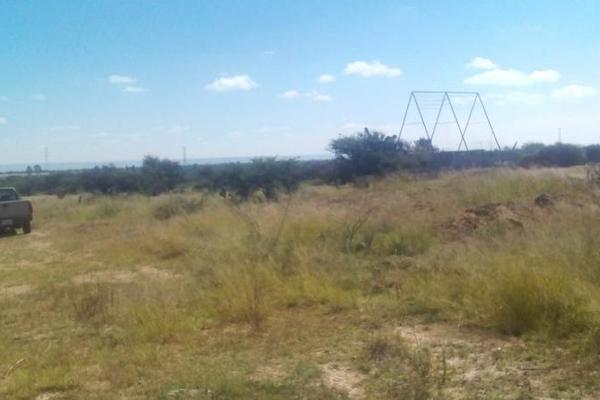 Foto de terreno habitacional en venta en  , los arquitos, jesús maría, aguascalientes, 7977827 No. 07