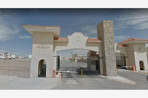 Foto de terreno habitacional en venta en  , los arrayanes, gómez palacio, durango, 6210222 No. 01