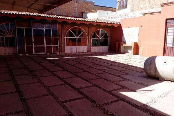 Foto de casa en renta en  , los arroyitos, jesús maría, aguascalientes, 7977902 No. 01