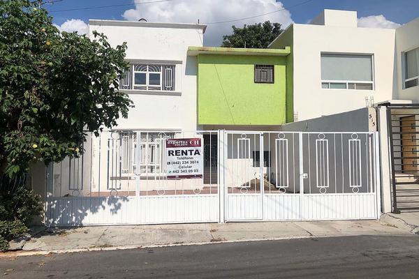 Foto de casa en renta en  , los candiles, corregidora, querétaro, 5851029 No. 01