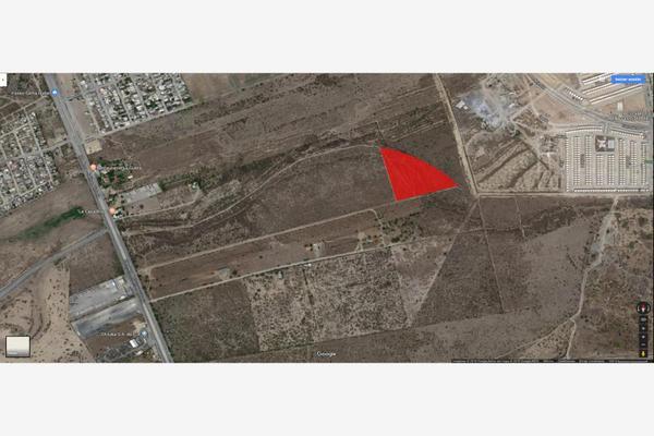 Foto de terreno habitacional en venta en los cantu 2223, los cantú, salinas victoria, nuevo león, 5819912 No. 01
