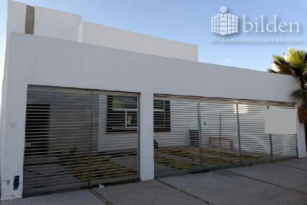 Foto de casa en venta en  , los cedros residencial, durango, durango, 5777580 No. 01