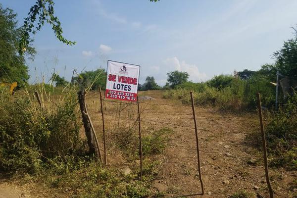Foto de terreno habitacional en venta en los colomos , los aguajes, comala, colima, 0 No. 01