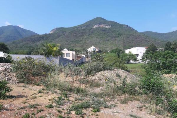 Foto de terreno habitacional en venta en  , los cristales fraccionamiento campestre, monterrey, nuevo león, 9931430 No. 01