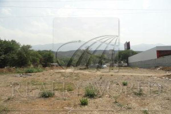 Foto de terreno habitacional en venta en  , los cristales, monterrey, nuevo león, 7917758 No. 01