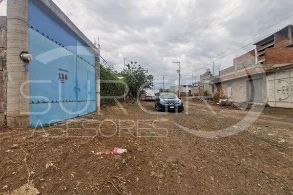 Foto de terreno habitacional en venta en  , los ejidos, morelia, michoacán de ocampo, 0 No. 03