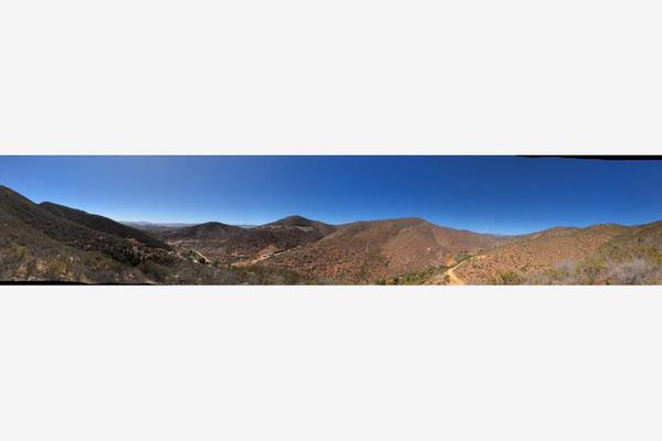 Foto de terreno habitacional en venta en los encinales n/a, san antonio de las minas, ensenada, baja california, 5381186 No. 02