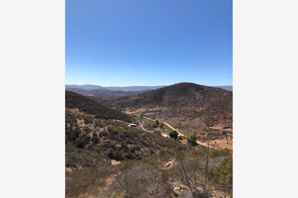 Foto de terreno habitacional en venta en los encinales n/a, san antonio de las minas, ensenada, baja california, 5381186 No. 03