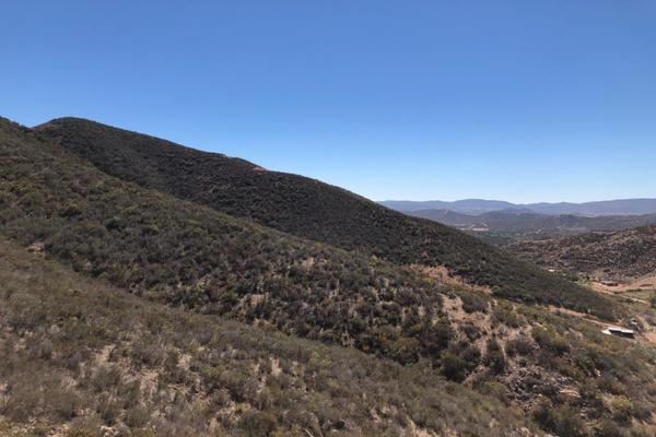 Foto de terreno habitacional en venta en los encinales n/a, san antonio de las minas, ensenada, baja california, 5381186 No. 04