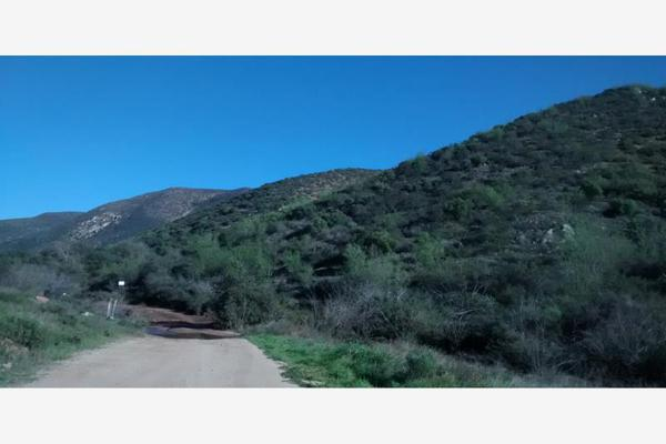 Foto de terreno habitacional en venta en los encinales n/a, san antonio de las minas, ensenada, baja california, 5381186 No. 06