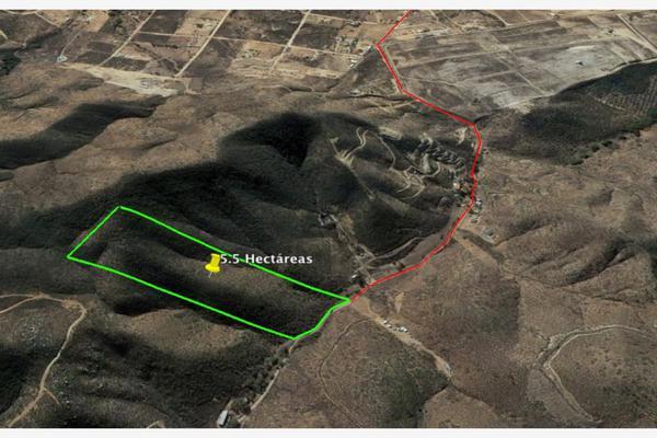 Foto de terreno habitacional en venta en los encinales n/a, san antonio de las minas, ensenada, baja california, 5381186 No. 08