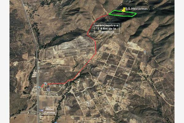 Foto de terreno habitacional en venta en los encinales n/a, san antonio de las minas, ensenada, baja california, 5381186 No. 09