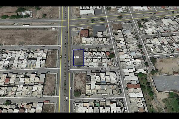 Foto de terreno habitacional en renta en  , los encinos, apodaca, nuevo león, 16087656 No. 01