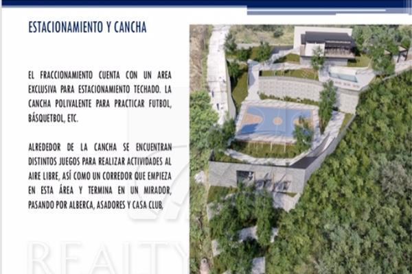 Foto de terreno habitacional en venta en  , privada los franciscanos, santiago, nuevo león, 8390105 No. 02