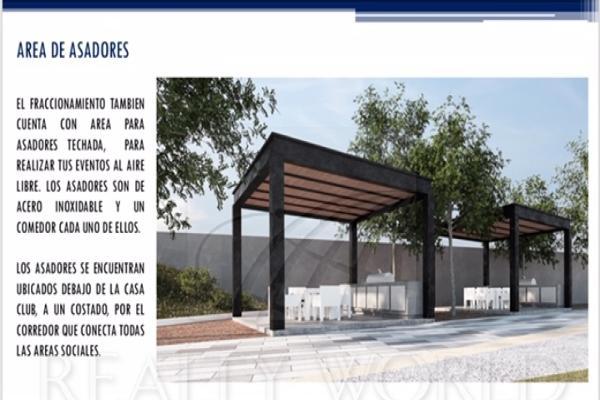 Foto de terreno habitacional en venta en  , privada los franciscanos, santiago, nuevo león, 8390105 No. 03
