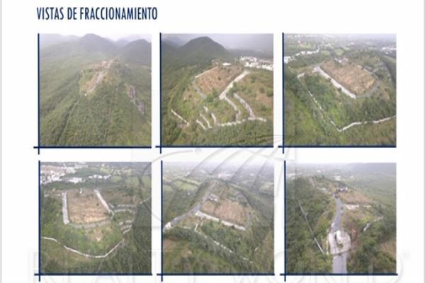 Foto de terreno habitacional en venta en  , privada los franciscanos, santiago, nuevo león, 8390105 No. 05
