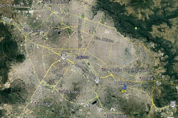 Foto de terreno comercial en venta en los gachupines , lópez mateos, san pedro tlaquepaque, jalisco, 8867297 No. 01