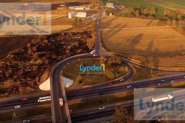 Foto de terreno habitacional en venta en  , los girasoles, pedro escobedo, querétaro, 8882798 No. 01