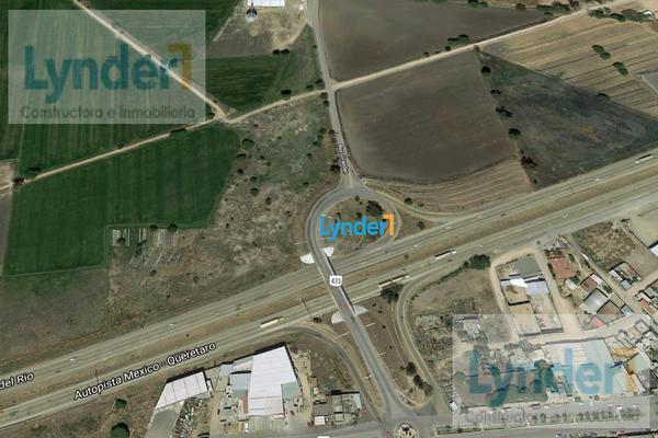 Foto de terreno habitacional en venta en  , los girasoles, pedro escobedo, querétaro, 8882798 No. 07